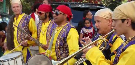 East Indian Wedding Band
